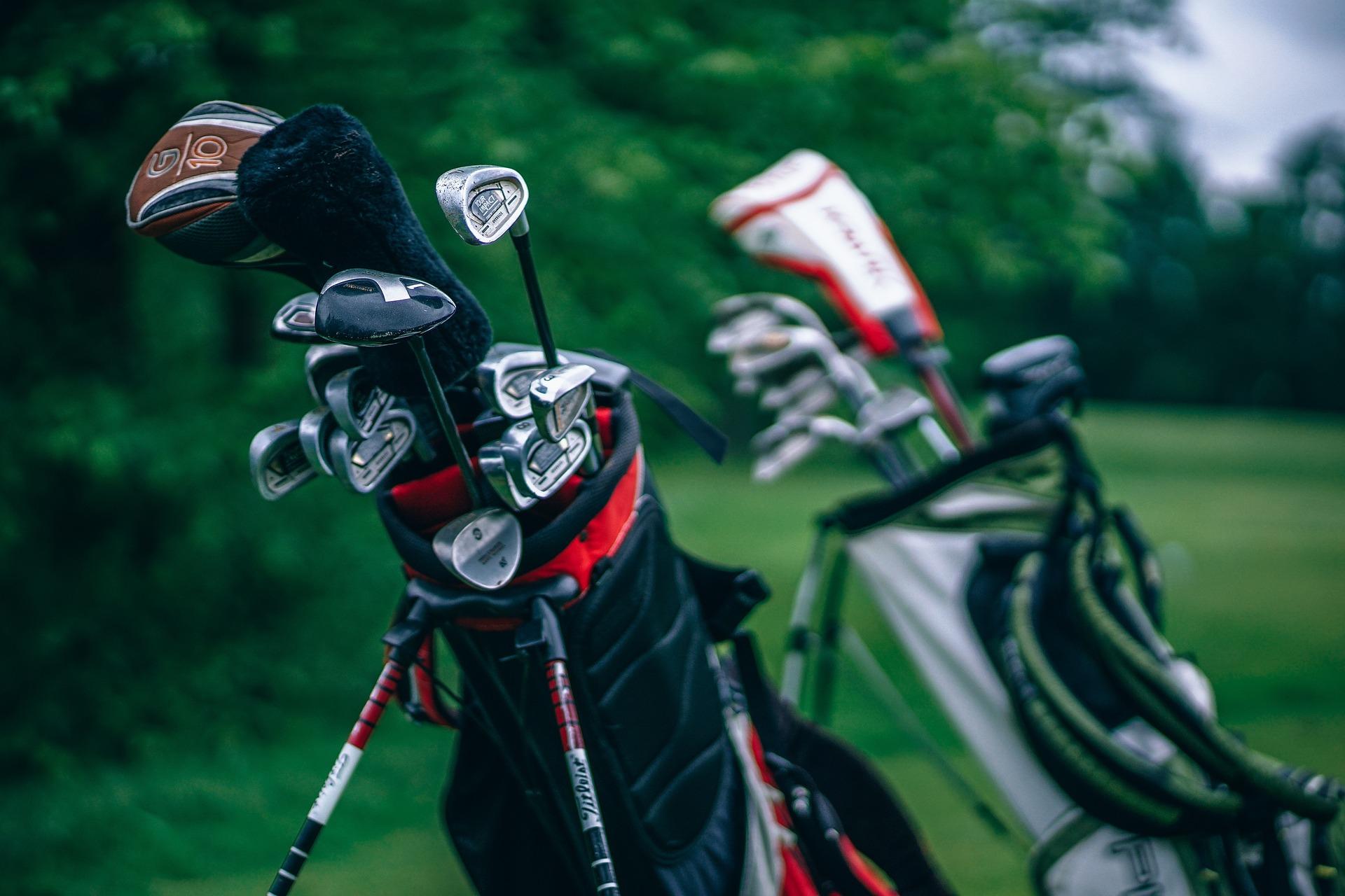 club de golf pour débutant