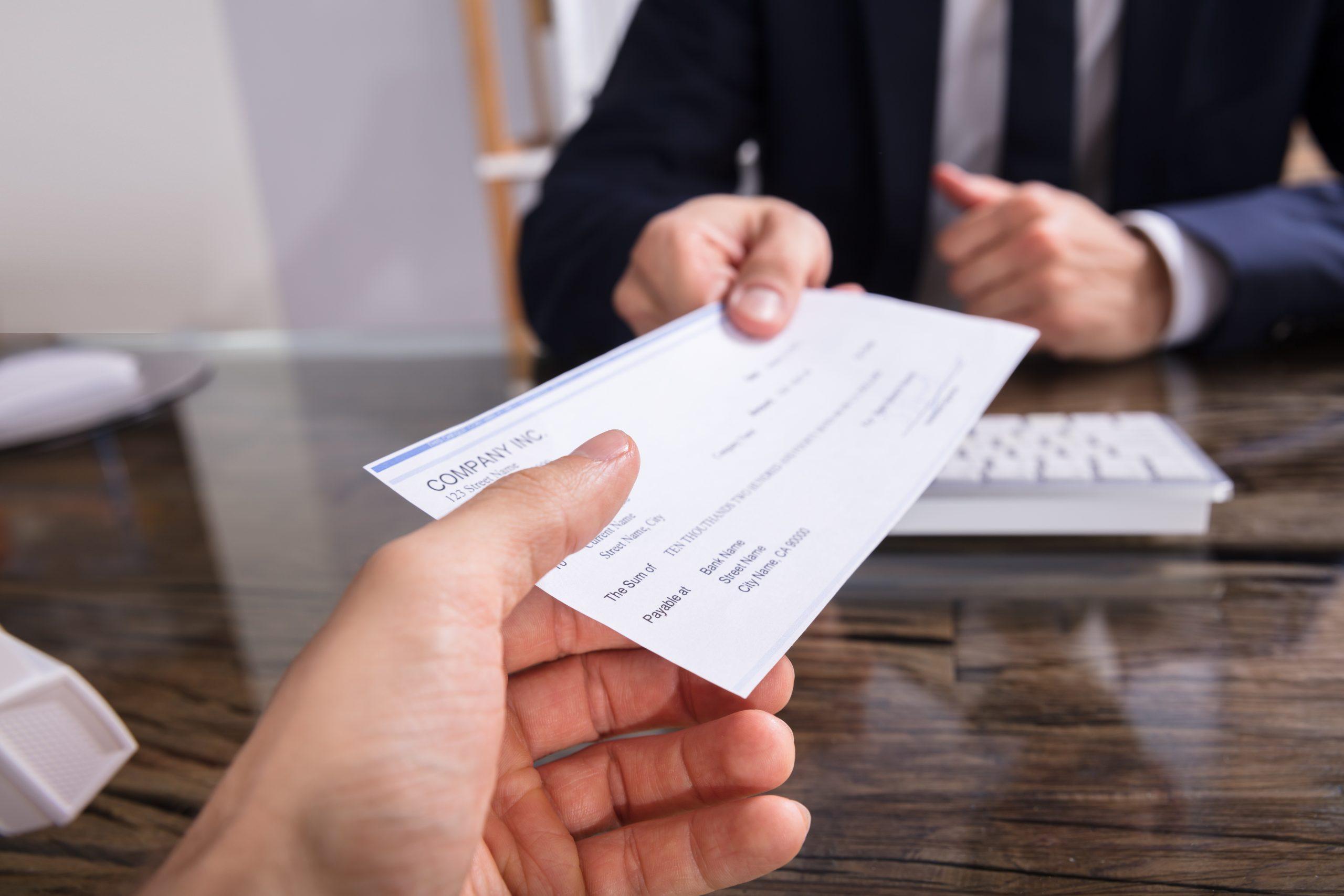 Quelles sont les banques en ligne qui acceptent les chèques ?